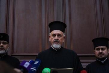 Ukrayna için tarihi bir karar, Ukrayna Ortodoks Kilisesi'nin Rusya'dan bağımsızlık talebi kabul edildi