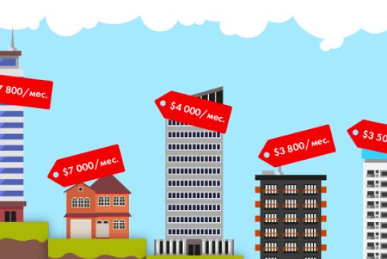 Kiev'in en pahalı emlakları, satışta 8 milyon dolarlık rezidans, kiralıkta 7800 dolarlık daire var