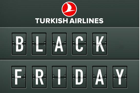 Türk Hava Yolları'ndan 'black friday' kampanyası, yüzde 30'a varan indirim geliyor; işte detaylar