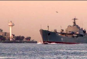 Ukrayna, Türkiye'den İstanbul Boğazı'nı Rus gemilerine kapatmasını talep etmeye hazırlanıyor