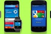 Ukrayna'da yeni trend temassız ödeme, Google Pay ve Apple Pay ile yapılan ödemeler 9 kart attı