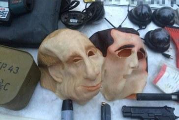 Türk vatandaşlarına Putin maskeli kişiler saldırdı; 20 bin dolar gasp edildi (saldırganlar yakalandı)