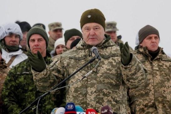 Poroşenko New York Times'a makale yazdı, 'Rusya Türkiye'yi de tehdit edebilir'