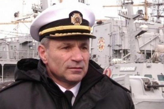 Ukrayna Deniz Kuvvetleri Komutanı: 'Rusya beni alsın askerlerimi bıraksın'