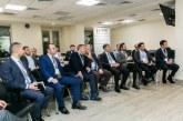 Türk işadamları, 'Ukrayna iş gücü piyasası' isimli toplantıda bir araya geldiler