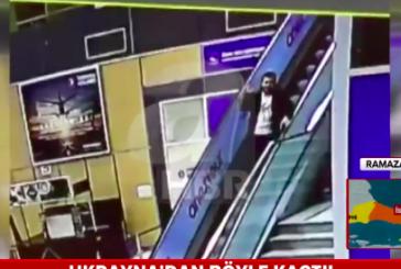 Türk kızların katil zanlısı İstanbul'da yakalandı, Ukrayna'dan çıkış görüntüleri basında yayınlandı (Video)