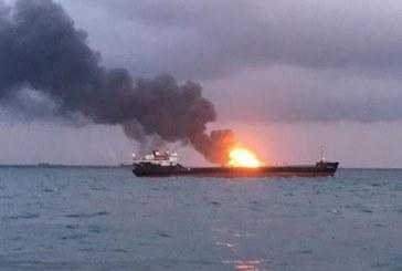 Kerç Boğazı'ndaki gemi yangınında, hayatını kaybeden Türk mürettebat sayısı belli oldu