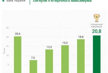 5 yılın zirvesinde, Ukrayna Merkez Bankası rezervleri 20 milyar doları geçti