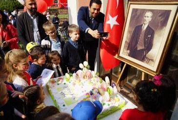 Çocuklar için unutulmaz bir gün; 23 Nisan Ulusal Egemenlik ve Çocuk Bayramı Kiev'de kutlandı