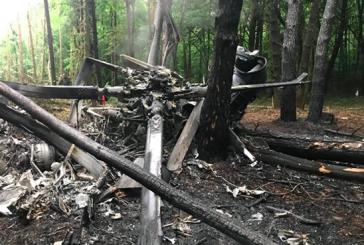 Ukrayna'da askeri helikopter düştü, dört kişi hayatını kaybetti