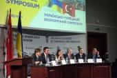 Ukrayna – Türkiye İş Sempozyumu Kiev'de düzenlendi