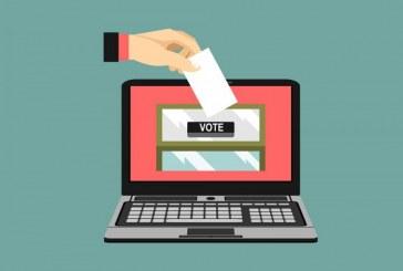 Seçimlerde devrim gibi uygulama, Ukrayna'da elektronik oy verme işlemi için ilk adım atıldı