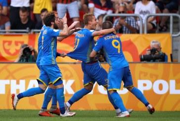 Ukraynalı gençler dünya futboluna adını yazdırdı, U20 dünya şampiyonu oldu