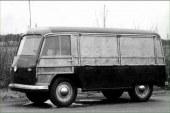 Sene 1950; Ukrayna elektrikli otomobil üretiyor; işte hiçbir zaman seri üretilemeyen modeller