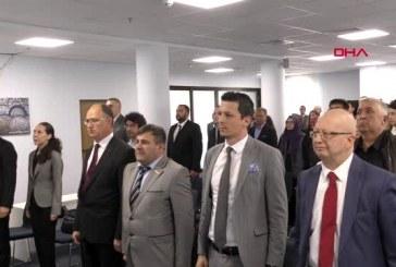 Kiev Büyükelçiliği'nde 15 Temmuz anma töreni, 'Türkiye bugün üç sene öncesine kıyasla daha güçlüdür'