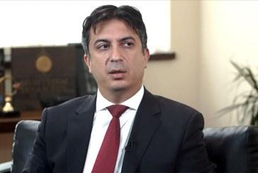 Kiev Büyükelçisi Güldere Anadolu Ajansı'na konuştu; 'Türkiye-Ukrayna ilişkilerinde dönüm noktası olacak'