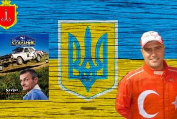 Türk Rallici Selami Sezer Ukrayna Kuyalnik Rallisi'nde start alıyor