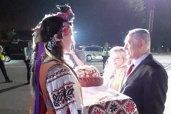 İsrail Başbakanı Netanyahu 20 yıl sonra Kiev'e geldi, 'yüzbinlerce vatandaşımız Ukrayna'dan'