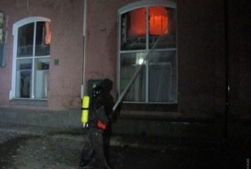 Odesa'da otel yangını, en az sekiz kişi hayatını kaybetti