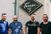 Kiev'de yaşayanları gözde kuaförü; BarberShop Tamer