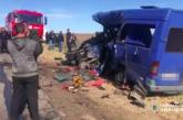 Odesa'da trafik kazası, 9 kişi yaşamını yitirdi