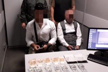 İki Türk vatandaşı Odesa'da gözaltına alındı, suçlama gümrük memuruna rüşvet önermek