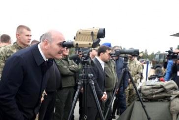 İçişleri Bakanı Süleyman Soylu Ukrayna'da temaslarda bulundu (görüşmelerden detaylar)