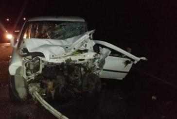 Zaporoje Bölgesi'nde trafik kazası, biri Türk vatandaşı dört kişi hayatını kaybetti