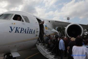 Serbest bırakılan Ukraynalılar ülkelerine ulaştı