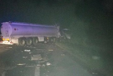 Ukrayna güne kaza haberi ile uyandı, en az dokuz ölü 10 yaralı