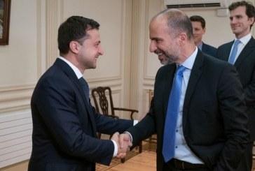 UBER'in CEO'sunu kabul eden Zelenski; 'Ukrayna'da yatırımları arttırın'