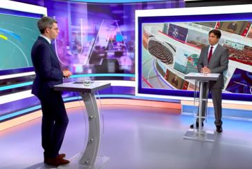 Kiev Büyükelçisi Güldere, Türkiye'nin 'barış pınarı harekatı'nı Ukrayna televizyonunda anlattı