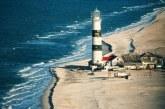 Foto hayat, 1827'den bu yana denizcilere yol gösteriyor; Tendrovsky Deniz Feneri