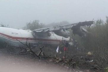 İstanbul'a giden kargo uçağı, Lviv yakınlarında düştü
