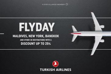 Türk Hava Yolları'ndan yeni kampanya, Friday Flyday başlıyor