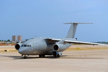 Antonov dört yıl aradan sonra ilk kez uçak sattı