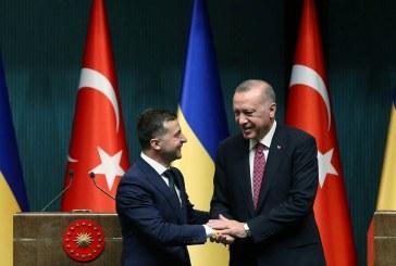 Erdoğan ve Zelenski telefon görüşmesi yaptı, Türk tarafından toprak bütünlüğü vurgusu