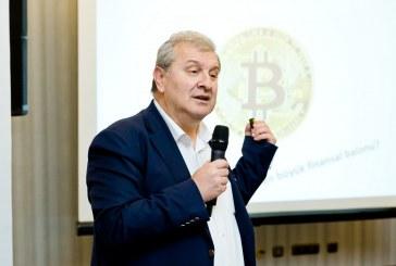İşadamları birliğinin düzenlediği 'block chain teknolojisi' konferansı, Kiev'de gerçekleşti (fotoğraflar)
