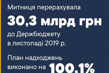 Gümrüklerin yeni yönetimi rapor verdi, hazineye bir ayda 30 milyar 300 milyon Hryvnia aktarıldı