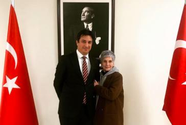 Mehmet Akif Ersoy'un torunu Selma Ersoy Argon, Kiev'de düzenlenecek panele katılıyor