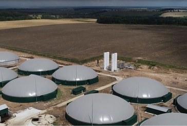 Avrupa'nın en büyük biogaz enerji santrali Ukrayna'da kuruluyor, ilk etap üretime başladı