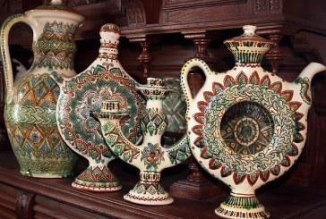 Ukrayna'nın 'elle çizilmiş seramik geleneği' UNESCO mirası olarak kabul edildi