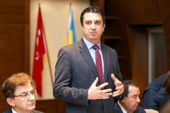 Büyükelçi Güldere'ye Ukrayna'da anlamlı ödül