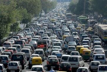 Kiev Avrupa'nın en sıkışık trafikli 3., dünyanın 12. şehri seçildi