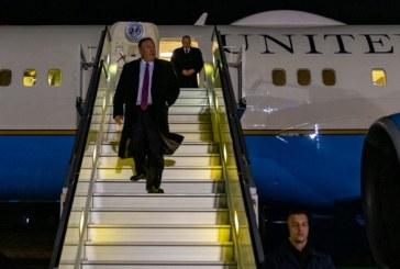 ABD Dışişleri Bakanı Ukrayna'ya geldi