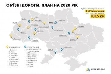 Ukravtodor açıkladı, Ukrayna'da bu yıl dokuz yeni çevre yolu inşaatı var, işte detaylar
