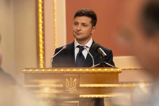 Zelenski: 'Kırım'da Ukrayna bayrağının dalgalanması için elimizden geleni yapacağız'