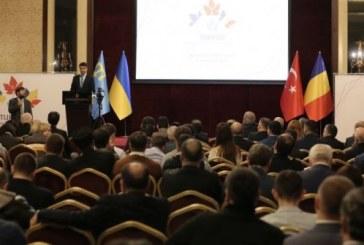 Ukrayna iş dünyasına yeni soluk, TURKSİD görkemli törenle açıldı