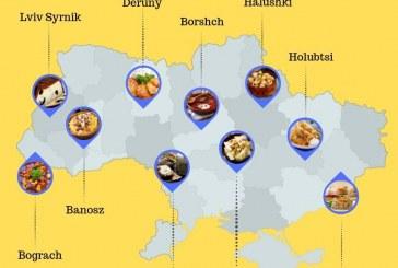 Hayatın içinden, bu 10 lezzeti tatmadan Ukrayna'dan ayrılmayın