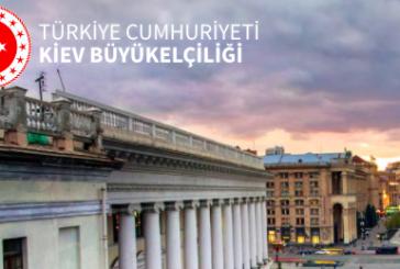 Kiev Büyükelçiliği acil durum telefon hatlarını güncelledi